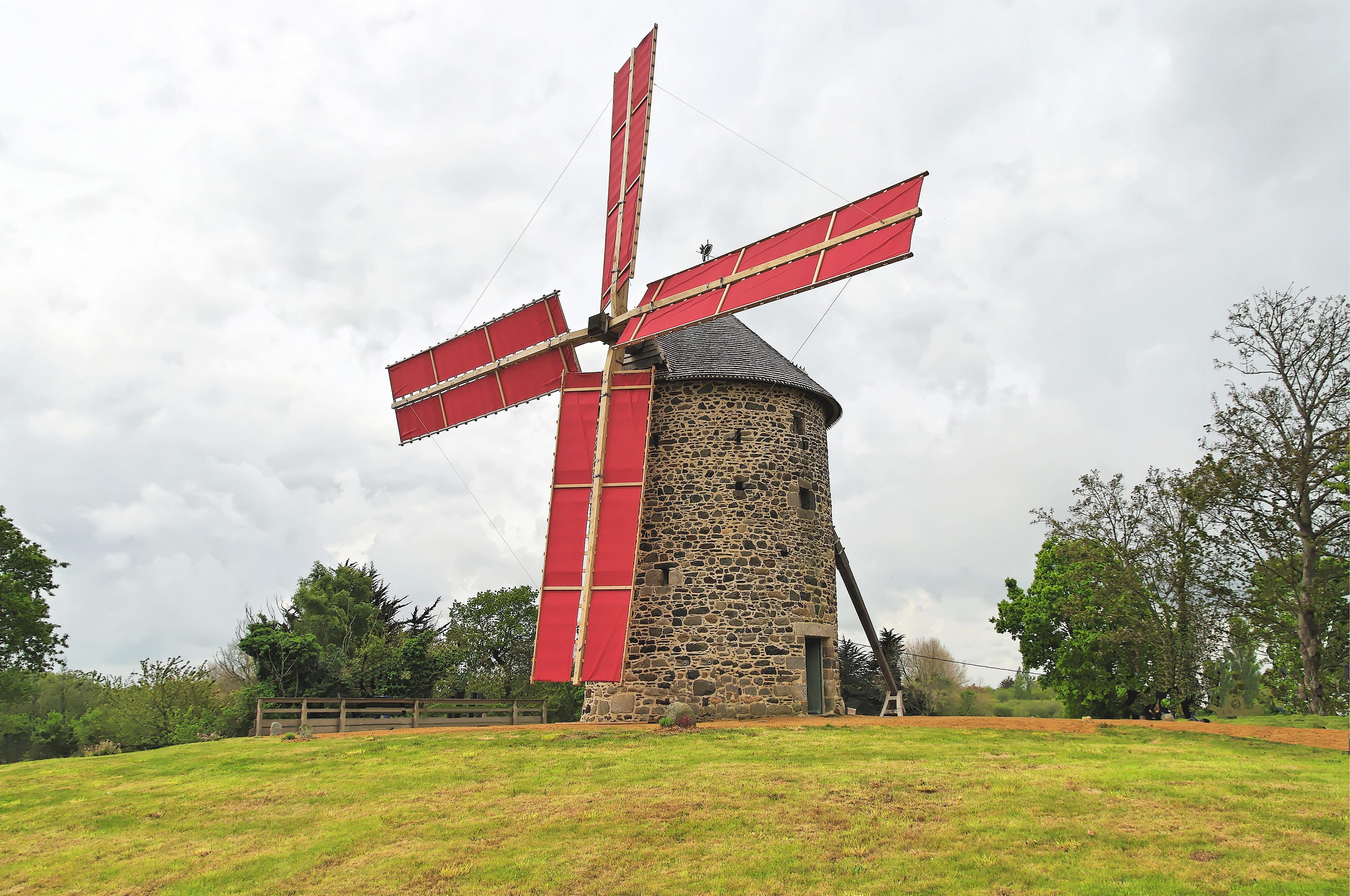 C est la f te au moulin - Moulin de la borderie ...