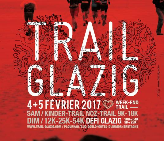 Trail de PLOURHAN, 4 et 5 février 2017
