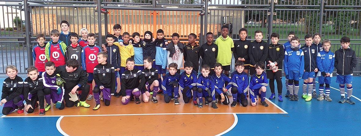 Le Groupement Jeunes Sud Goëlo – Football